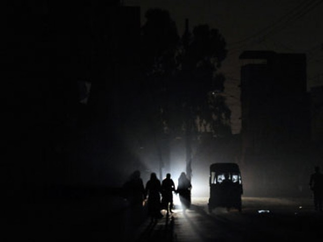 "Currently, G-B is experiencing a 132-megawatt power shortfall. ""The shortfall rises considerably in winters when consumption increases while production decreases,"" said an official. PHOTO: AFP"
