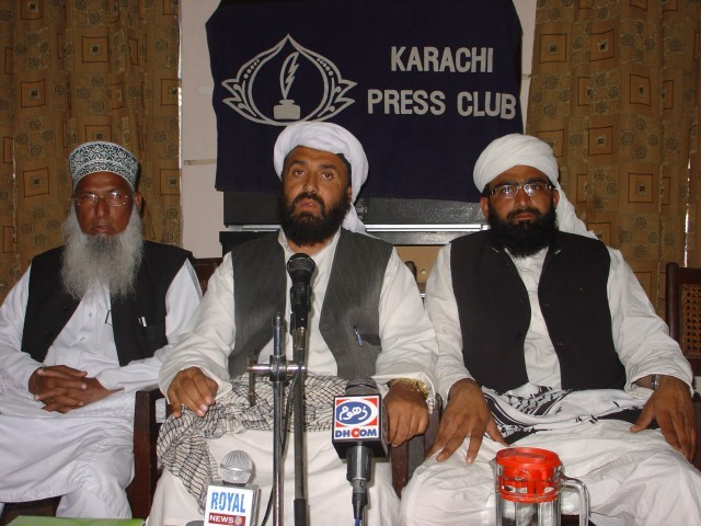 The general secretary, Maulana Abdul Qadir Loni, said that the government was working on the policies of the previous dictator.