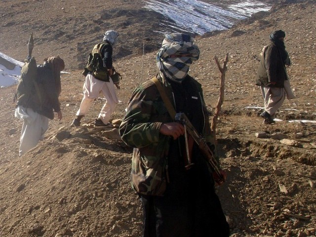 Two foreign aid workers kidnapped from Multan in January are being held by the Pakistan Taliban near the border with Afghanistan. PHOTO: REUTERS/FILE