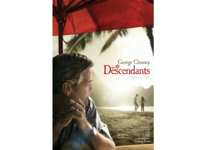 The Descendants is a beautiful character study of common people dealing with common and uncommon family dilemmas