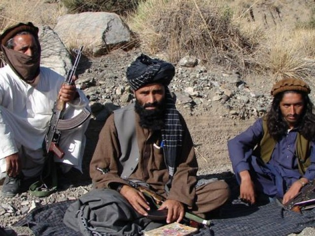 When there are talks, it's supposed to be between the Afghan government and the Taliban, envoy adds. PHOTO: AFP/FILE