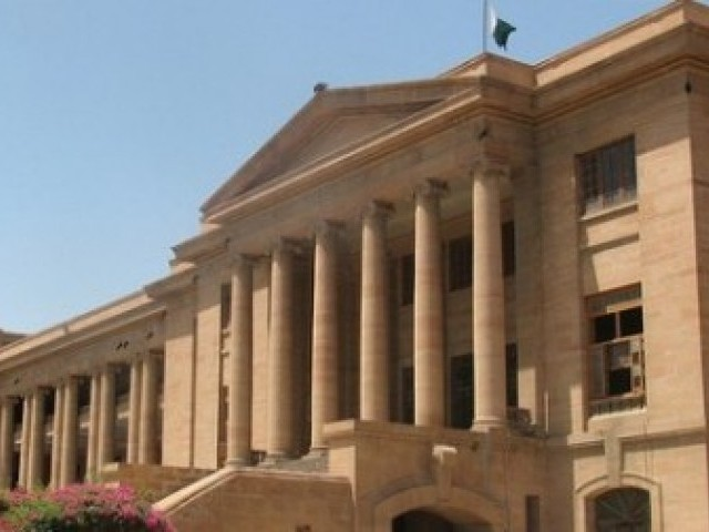 The Sindh High Court reserved on Wednesday its judgment on a petition challenging the authenticity of the voter lists.  PHOTO: EXPRESS