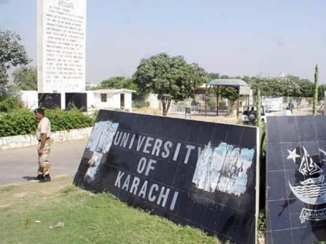 Sindh's MPAs want the varsity to open campuses in Naushahro Feroze, Tharparkar. PHOTO: SAFDAR ABBAS RIZVI/FILE