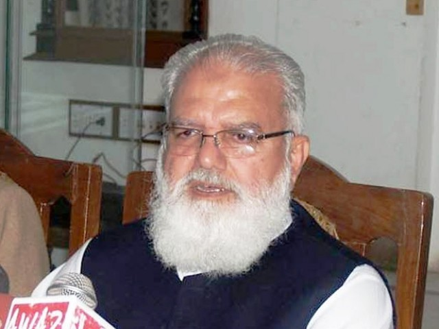 Balochistan has been neglected for the past 64 years, says Jamaat-i-Islami Secretary General. PHOTO: SHAHID ALI