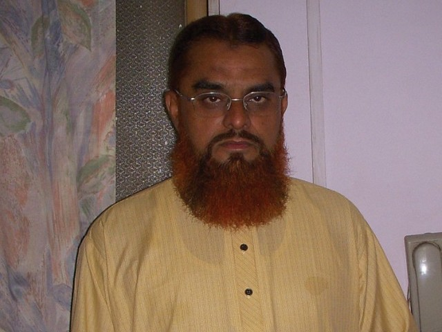 Ajmal Waheed, who has been missing since July 2011. PHOTO COURTESY AJMAL WAHEED'S FAMILY