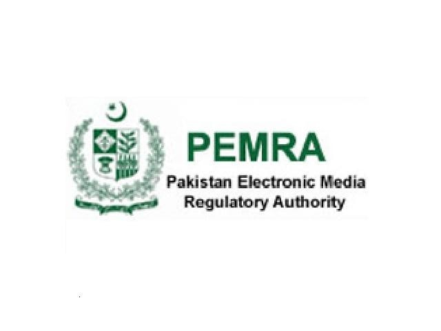 Pakistan Electronic Media Regulatory Authority (Pemra) is taking action and working on formulating a code for TV content.