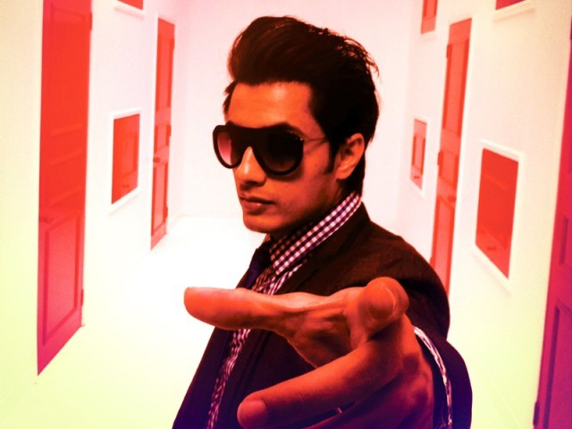 Ali Zafar's LPNY's musical directions are already reaping him fame and fortune. PHOTO: PUBLICITY
