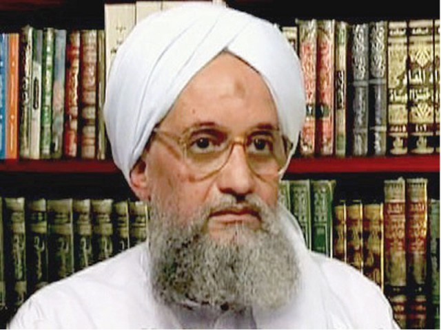 """Egypt is not a free trade zone, nor an agent for America nor a middleman for Israel nor a tourist resort. It is the citadel of Islam. The fortress of pan-Arabism; the land of garrison, jihad, knowledge, and preaching"" said Zawahiri, himself an Egyptian. PHOTO: AFP"