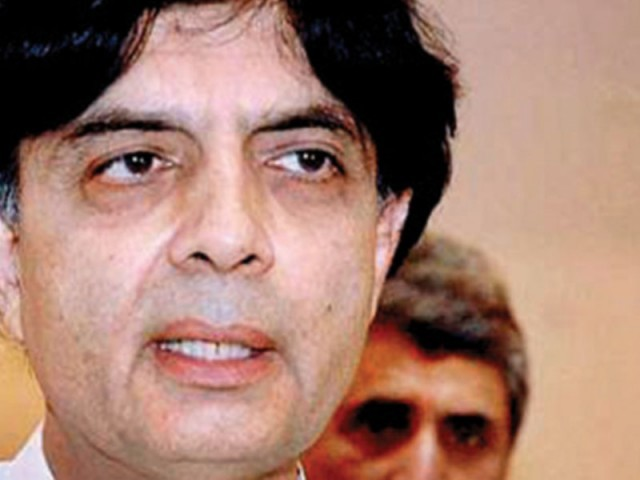 Seats in the Senate elections were publicly auctioned, says PML-N senior leader Chaudhry Nisar Ali Khan, who leads the opposition in the National Assembly.