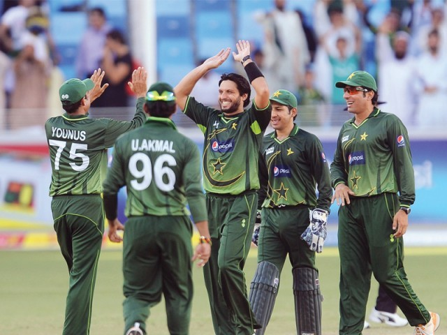 Pakistan will look to add to their lone Asia Cup triumph, which they won in 2000 after beating Sri Lanka in the final. PHOTO: AFP