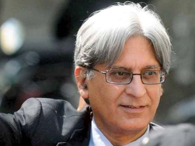 """Yes, I want to give Gilani a character certificate,"" PM Gilani's counsel Aitzaz Ahsan."