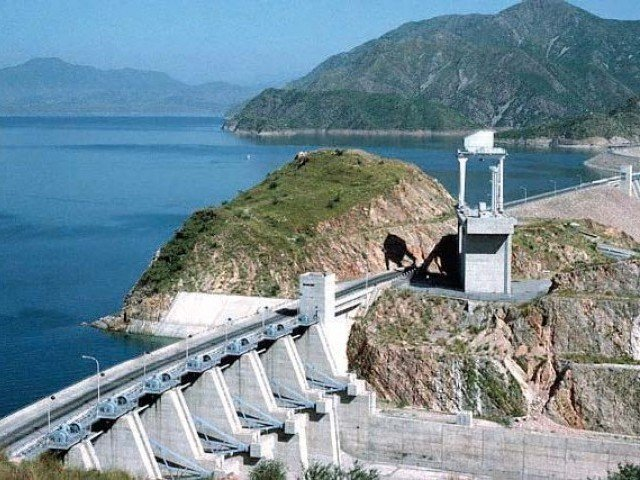 Power generation at Tarbela, Chashma and Ghazi Barotha could fall by 50% if water dropped to dead level in Tarbela Dam. PHOTO: FILE