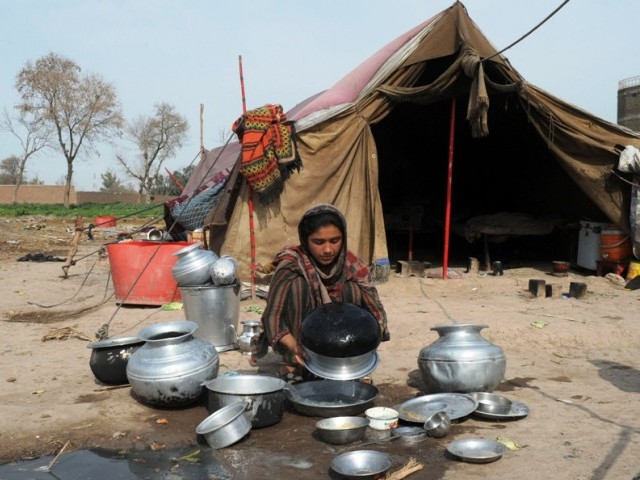 Labour department has no statistics on labourers. PHOTO: AFP/FILE