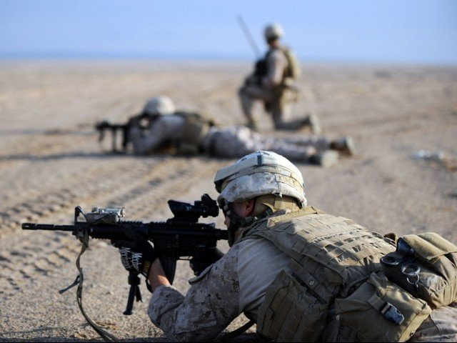 ISAF says, US Forces-Afghanistan, in cooperation with Afghan authorities, will investigate this incident. PHOTO: AFP/FILE