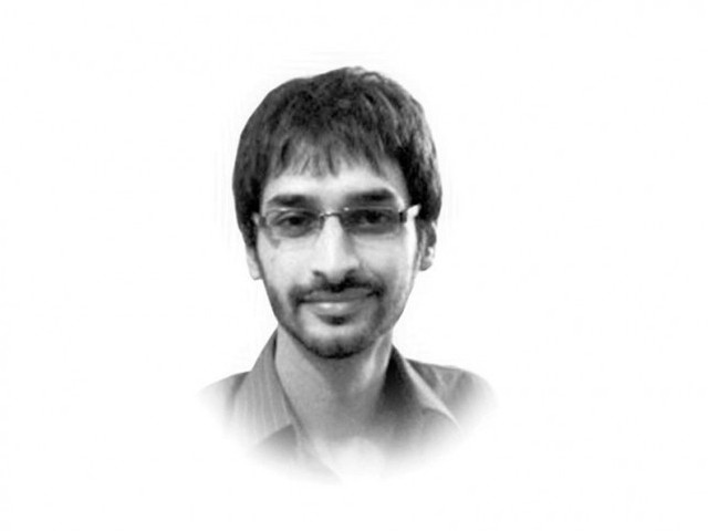 The writer is Web Editor of The Express Tribune and tweets @Jhaque_  jahanzaib.haque@tribune.com.pk