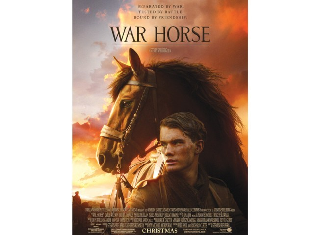 War Horse is scored by a beautiful soundtrack, which allows it to build one stirring scene after another.