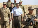 u-s-secretary-of-defense-panetta-leaves-after-visiting-with-troops-from-the-31st-bn-light-infantry-of-the-georgian-army-at-forward-operating-base-shukvani