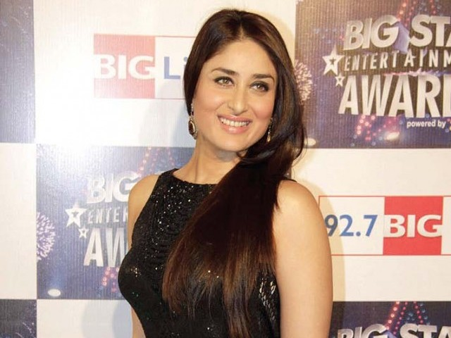 Kareena Kapoor says that her pay cheque is much less than what her male costars take home. PHOTO: IANS