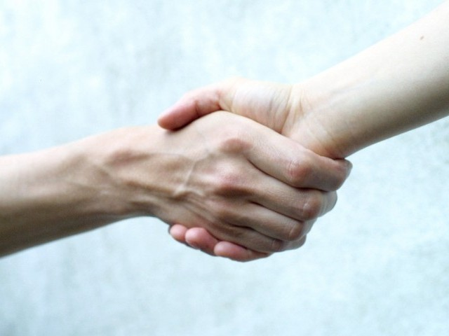 With tensions still high in G-B, stories of bravery and solidarity are emerging. PHOTO: FILE