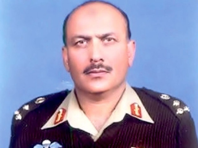Field General Court Martial drops one of 2 charges against Brig Ali, charges of links with HuT still not dropped.