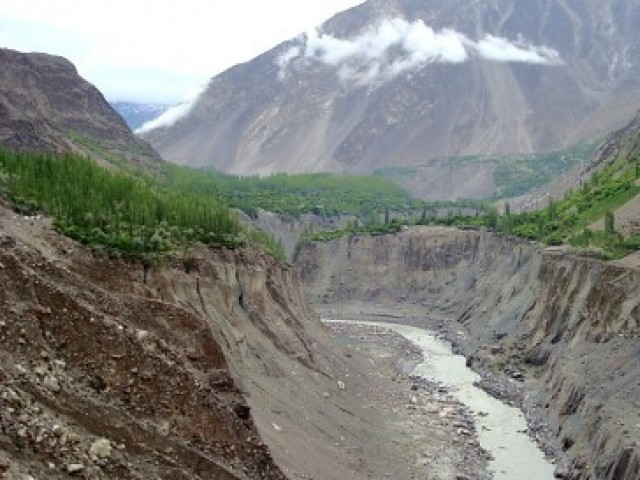 More than 33mm rain has been recorded in Gilgit and the rain spell will end by anytime tonight, an official says.