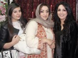 Mariam, Asma Chaudhry and Uzma.PHOTO COURTESY QYT