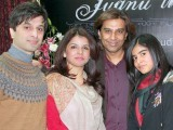 Qasim Yar Tiwana, Shazia, Asimyar and Amal.PHOTO COURTESY QYT