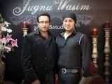 Wasim and Jugnu.PHOTO COURTESY QYT