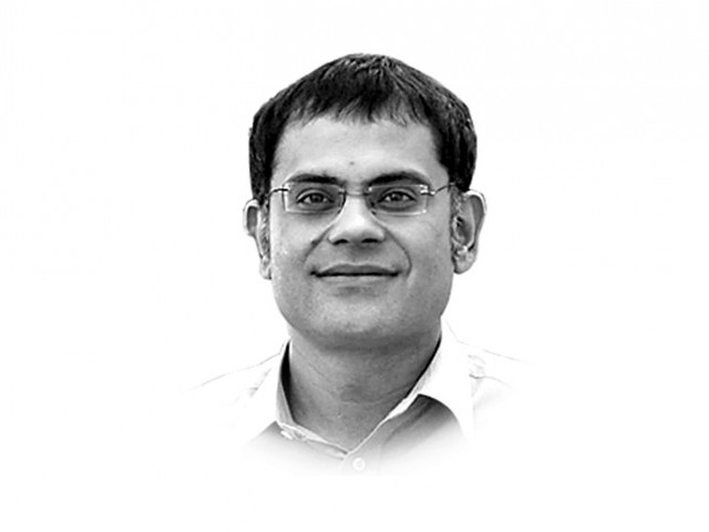 The writer is a former consulting editor at The Friday Times, and can be found on Twitter @RazaRumi