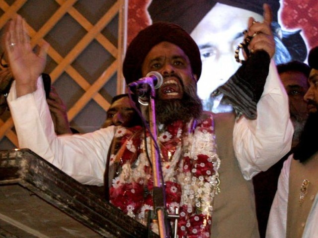 PST head Sarwat Ijaz Qadri requested the participants to vote for the Tehreek, or at least cooperate with the party. PHOTO: NNI