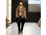 Only a few of the nine designer collections stood out on the ramp . PHOTO: FAISAL FAROOQUI @ DRAGONFLY