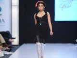 Hira Lari : Hira Lari moved miles away from her lawn collection with her western-inspired 'Nostalgia' collection. Looking back, we still can't figure out if this was her modern take on 1880s southern belle look or inspired by ghettos.