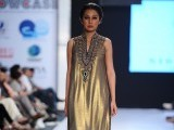 Nida Azwer Azwer's 'Parinda' collection was a peculiar mix of all that she does and is known for.