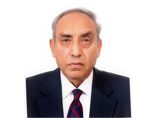 Prof. Dr Pervaiz Iqbal Cheema. PHOTO: FILE