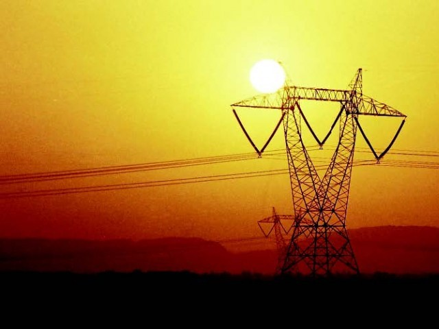 Law Minister Rana Sanaullah said this was the first time the province of Punjab had faced more than 20 hours of power load shedding. PHOTO: ARIF SOOMRO/EXPRESS