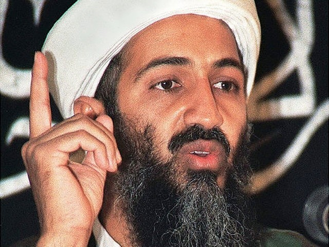 Amal Abdulfattah's account provides rare details of the al Qaeda leader's life. PHOTO: AFP/FILE