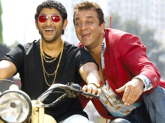 Director Rajkumar Hirani confirms that actors Sanjay Dutt and Arshad Warsi will continue playing the primary characters in the film. PHOTO: FILE