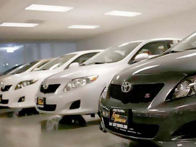 More than 35,000 used cars have arrived at the port and hit the roads in the past 12 months.