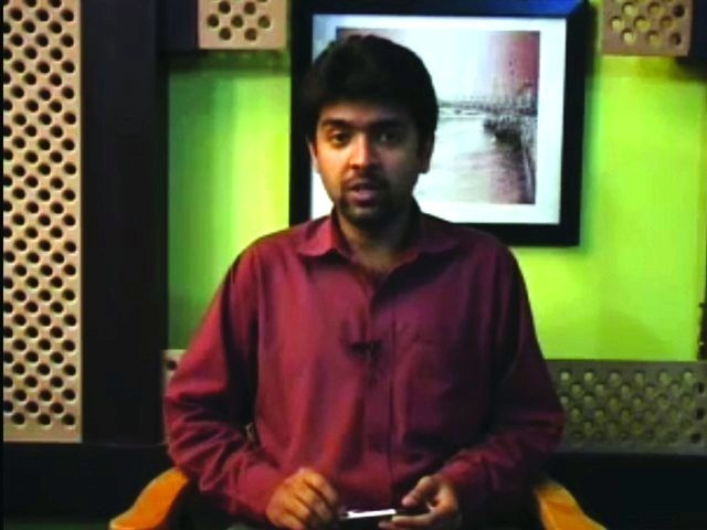 Screenshot of Arsalan Bilal.