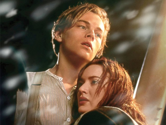 One of the most popular love stories of all time, Titanic is back in 3D after 15 years of its release. PHOTO: FILE