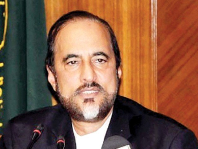 Babar Awan. PHOTO: FILE