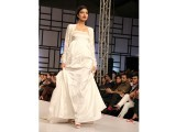 Designers turn fashion ensembles into treasured heirlooms for the finale. PHOTO: AYESHA MIR/EXPRESS