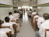 matric-board-students-sit-for-their-exams-in-a-corridor-at-the-college-campus-of-the-bahria-foundation-school-2-2-4-3