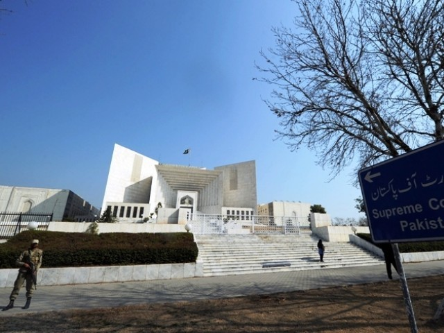 Petitioner maintains some clauses of the Act are against the Constitution of Pakistan. PHOTO: AFP/FILE