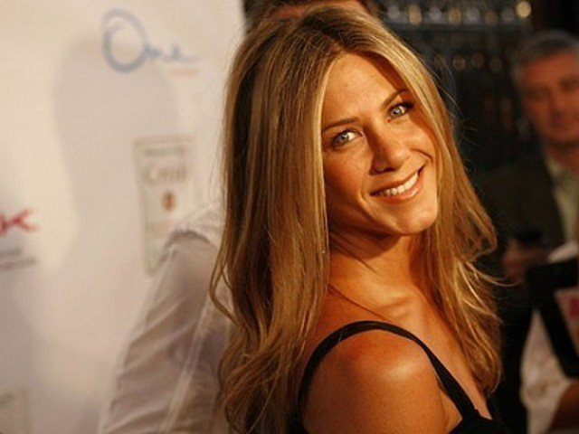 Actress Jennifer Aniston will reportedly star in Rawson Thurber's 'We're The Millers', a film based on the life of a drug dealer. PHOTO: AFP