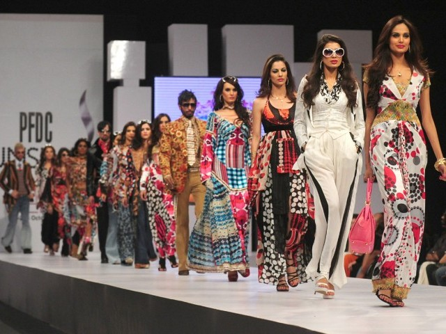 PFDC has utilised talent from its own pool to create an exciting line-up that is a balanced mixture of young and experienced designers. PHOTO : AFP/FILE