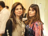 Amber Gohar and Mishal.PHOTO COURTESY SAVVY PR AND EVENTS