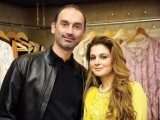 Asif and Amina Bashir.PHOTO COURTESY SAVVY PR AND EVENTS