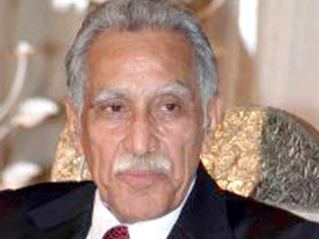 Decorated war hero, educationist and rights activist Cecil Chaudhry had passed away on Friday at the age of 70. PHOTO: FILE