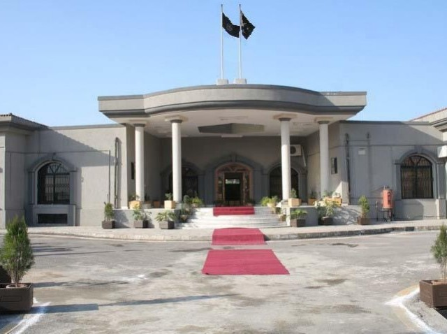 Hearing postponed till later date, to be announced by court's office. PHOTO: IHC.GOV.PK/ FILE